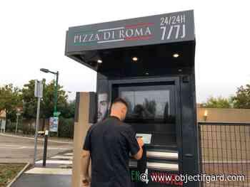 CAISSARGUES Un distributeur de pizzas ouvert 24/24 en service le 7 février - Objectif Gard