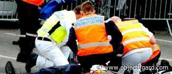 CAISSARGUES Choc entre deux voitures, un conducteur coincé dans son véhicule - Objectif Gard