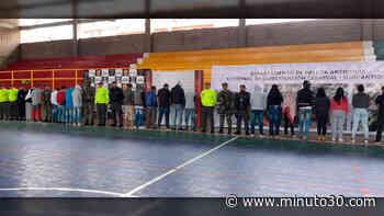 Mega operativo contra el microtráfico en El Carmen de Viboral dejó a 20 de 'Los Mesa' capturados - Minuto30.com