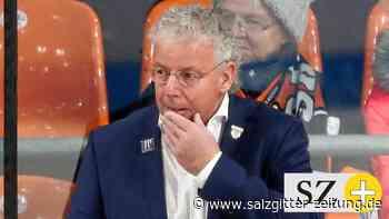 Noch verdrängt Grizzlys-Manager Fliegauf ein Krefelder Aus