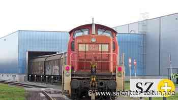 VW setzt wieder Züge von Harvesse nach Braunschweig ein
