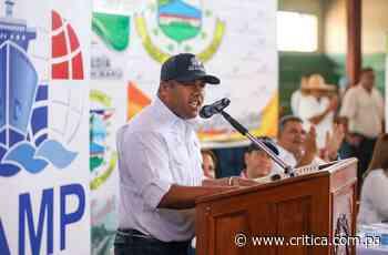 Viene la licitación del muelle fiscal para Puerto Armuelles - Crítica