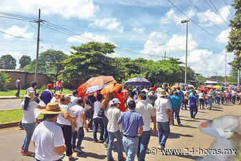 Acusan a representantes de comuneros de Ocoyoacac por tráfico de influencias y lavado - 24 HORAS