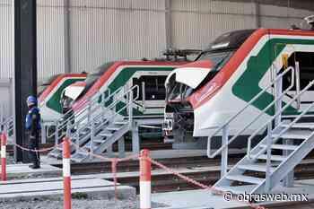 El gobierno busca reanudar las obras del Tren México-Toluca en Ocoyoacac - Obras