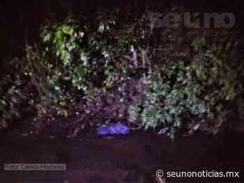 Encuentran cadáver flotando en río de Ocoyoacac - SéUno Noticias