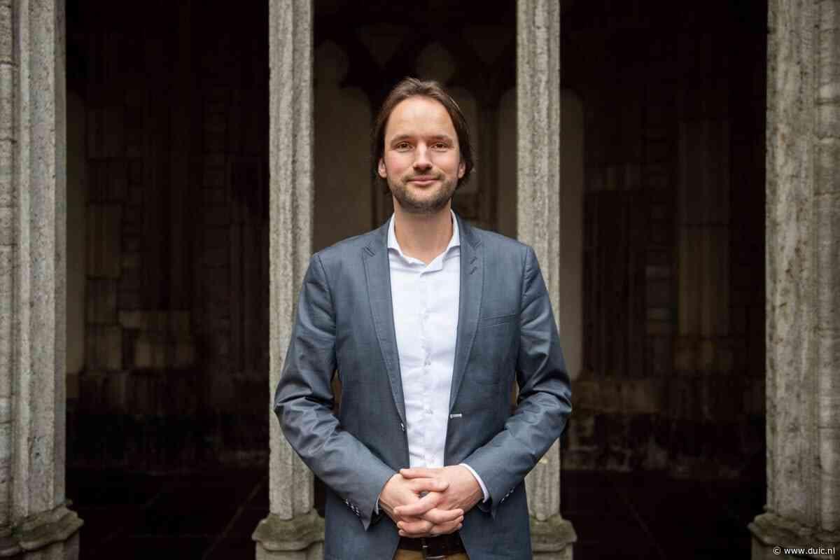 Utrecht volgens Willem Roskam; De nieuwe predikant van de Domkerk - De Utrechtse Internet Courant