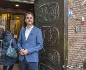 31-jarige Willem Roskam wordt de nieuwe predikant van de Domkerk - De Utrechtse Internet Courant