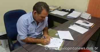 Prefeitura de Mauriti autoriza realização de obras na Bela Vista - Flavio Pinto