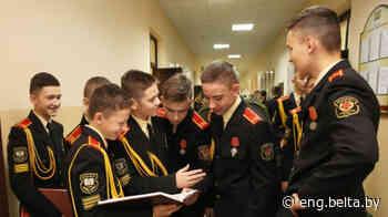 Minsk Suvorov Military School   Belarus News - Belarus News (BelTA)