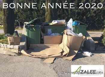 Lambesc : les zones d'activités ont peur de devenir des poubelles - La Provence
