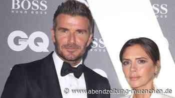 Eva Longoria und Marc Anthony sind dabei - Berühmte Paten: Die Beckhams lassen ihre Kinder taufen - Abendzeitung