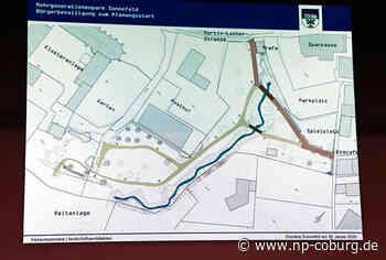 Boule-Bahn und Bodentrampolin: Ideen für Park in Sonnefeld