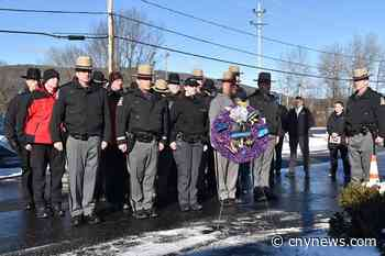 Morris Memorial Held To Remember Trooper Jill Mattice - CNY News