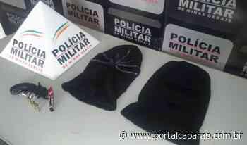 Polícia apreende menores que preparavam novos crimes em Manhumirim - Portal Caparaó