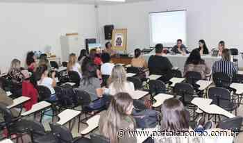 GRS Manhumirim promove último encontro do ano do Colegiado Regional de Saúde Mental - Portal Caparaó