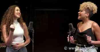 Watch Hamilton Stars Solea Pfeiffer and Emmy Raver-Lampman Belt Out 'Wide Open Plains' From Gun & Powder - Playbill.com