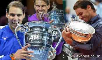 Rafael Nadal wants Roger Federer's Grand Slam record in 2020 - David Ferrer - Express