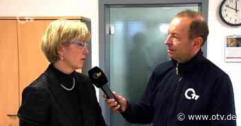 Schnaittenbach: Talk mit Schulleiter und Schulamt - Oberpfalz TV