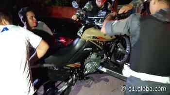 Casal rouba moto em Extremoz e faz assaltos em série na Zona Norte de Natal - G1