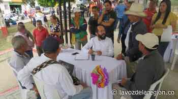 """""""Nuestro alcalde te escucha"""", estrategia de atención a la comunidad en Oporapa - Noticias"""