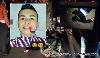 Fatal accidente de tránsito en la vía Oporapa-Saladoblanco - Laboyanos.com