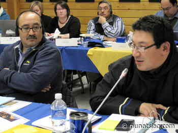 Arviat's Kono Tattuinee wins the presidency of the Kivalliq Inuit Association - Nunatsiaq News