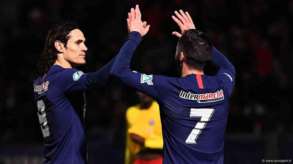 EN DIRECT / LIVE. ESA Linas-Montlhery - PSG - Coupe de France - 5 janvier 2020 - Eurosport.fr