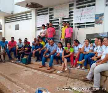 Empleados de la Alcaldía de Tiquisio exigen pago de salarios - El Universal - Colombia