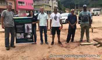 Cooperativa apoia construção de escola de karatê em Espera Feliz - Portal Caparaó