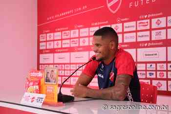 Feliz com retorno ao Vila, Brunão comenta experiência no Bahia e espera mais oportunidades em 2020 - Sagres Online
