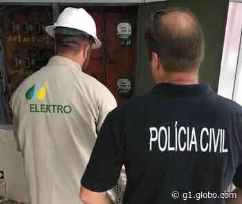 Comerciante é preso em Vargem Grande do Sul por suspeita de furto de energia, diz polícia - G1