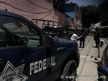 Detiene FGR a seis federales involucrados en ejecución en Apatzingan - La Jornada