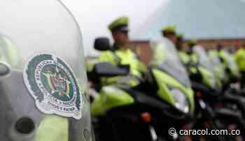 Asonada contra la policía en el municipio de Tibú - Caracol Radio