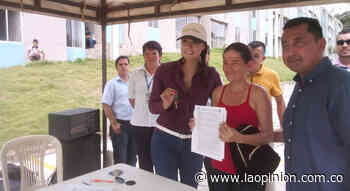 Gobierno entregó 240 viviendas gratuitas en Tibú - La Opinión Cúcuta