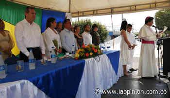 Corina Durán se posesiona como nueva alcaldesa de Tibú - La Opinión Cúcuta