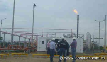 Paralizada producción de gas en Tibú por válvula ilícita - La Opinión Cúcuta