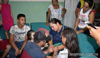 Captores me pidieron perdón: contratista del ICBF secuestrada en Tibú - La Opinión Cúcuta