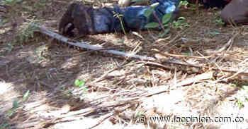Persecución mortal en Socuavó, Tibú - La Opinión Cúcuta