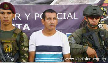 Capturaron a Majumba en Tibú - La Opinión Cúcuta