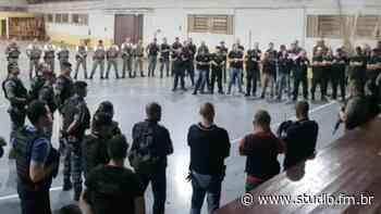 Operação Enclausurados é deflagrada no combate à organização criminosa em Espumoso | Rádio Studio 87.7 FM - Rádio Studio 87.7 FM