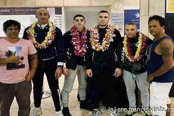 Les boxeurs d'Uzes sont arrivés au fenua - Polynésie la 1ère - La 1ère