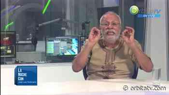 Yo recomiendo encomendarse a Dios y no hervir el agua - Canal de Noticias de El Salvador - Orbita TV