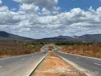 Duplicação do trecho Pacatuba-Redenção da CE-060 será entregue no primeiro trimestre de 2020 - Ceará