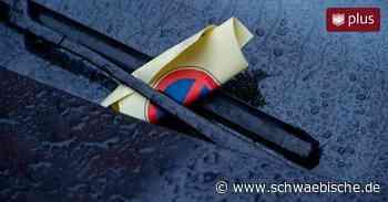 Knöllchen-Urteil: Bopfingen und Lauchheim reagieren - Schwäbische