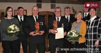 Der ehrenamtliche Feuerwehrdienst in Lauchheim bleibt spannend - Schwäbische
