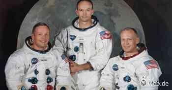 """Neil Armstrong, Edwin """"Buzz"""" Aldrin und Michael Collins: Die drei Männer von """"Apollo 11"""" - WEB.DE News"""