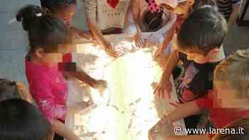 Risanata un'aula alla scuola materna Diventa laboratorio - L'Arena