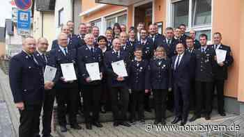 Feuerwehr Langensendelbach feiert 142. Stiftungsfest - Nordbayern.de