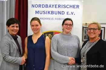 Jahreshauptversammlung des Nordbayerischen Musikbunds in Langensendelbach - Der Neue Wiesentbote