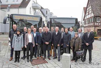 Neuer Fahrplan für Buslinien im Raum Nürtingen, Neckartenzlingen und Aichtal- NÜRTINGER ZEITUNG - Nürtinger Zeitung